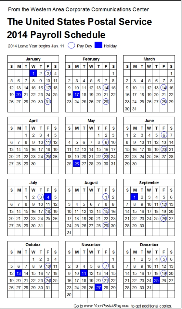 WA calendar 2014os