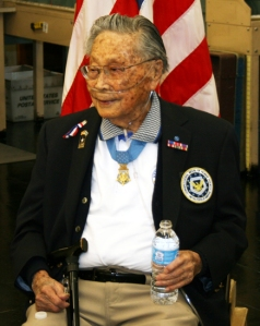 World War II Medal of Honor recipient George Sakato