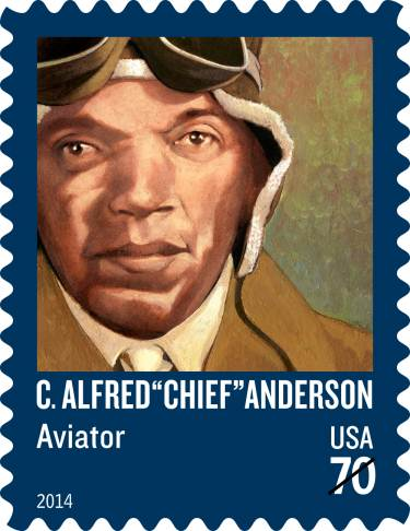 C Alfred Anderson