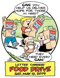 2014 Stamp Out Hunger