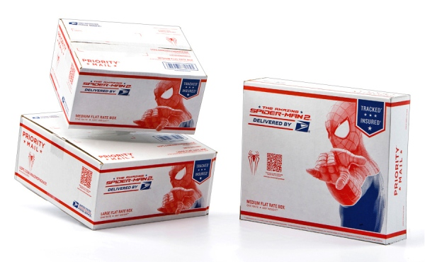 Spiderman boxes 2
