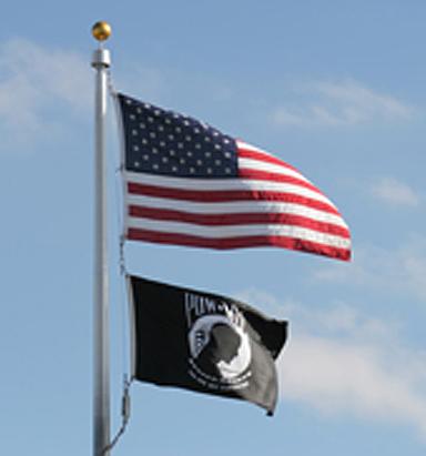 Flag POW-MIA
