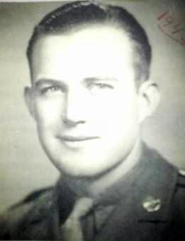 Army Specialist Gayle Eyler