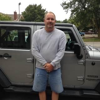 Tipton, IA, Rural Carrier Bob Klemme