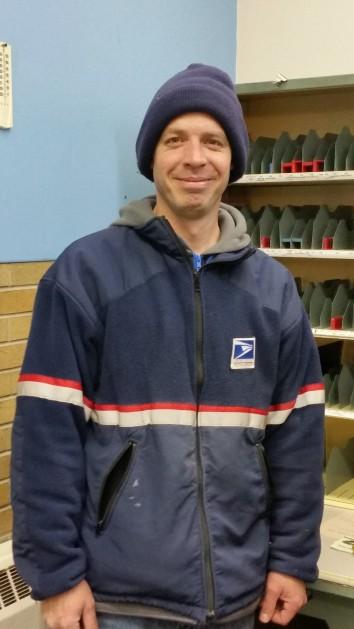 Alliance, NE, City Carrier Assistant Aaron Beckstrom
