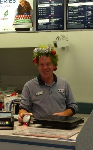 Salt Lake City, UT, Main Office Station Retail Associate Clint Nash