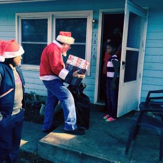 Santa and Elf 2