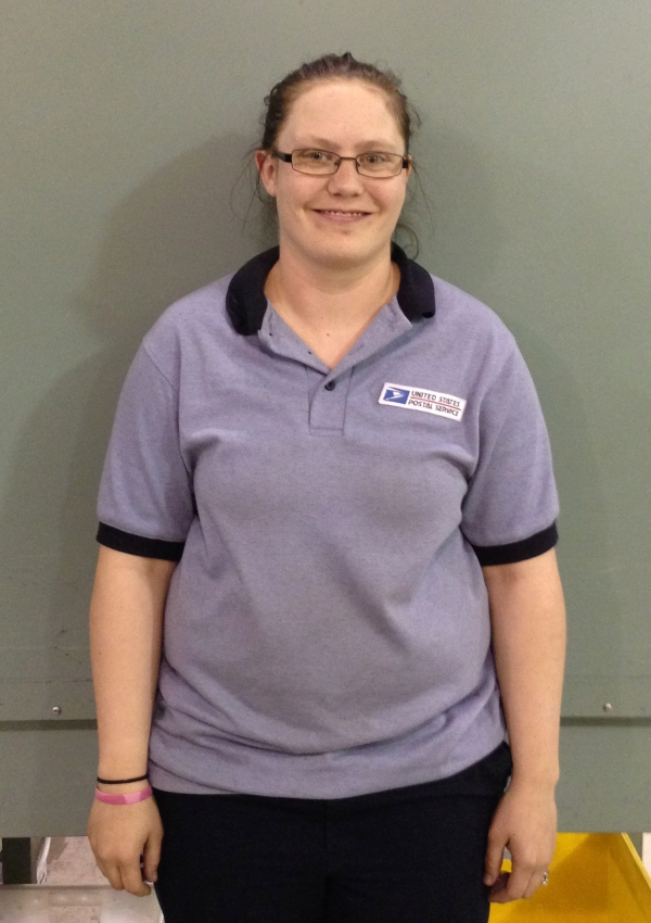 Lincoln, NE, College View Station Retail Associate Heather Bayless