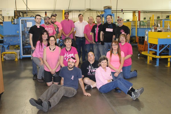 Medford, OR, Processing and Distribution Center employees