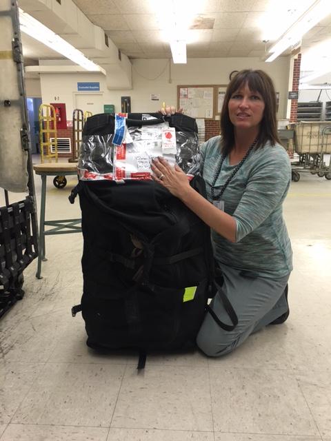 Cozad, NE, Postmaster Teresa Kaiser