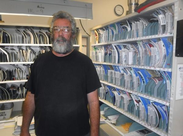 West Plains, MO, CDS Driver Greg Krecker